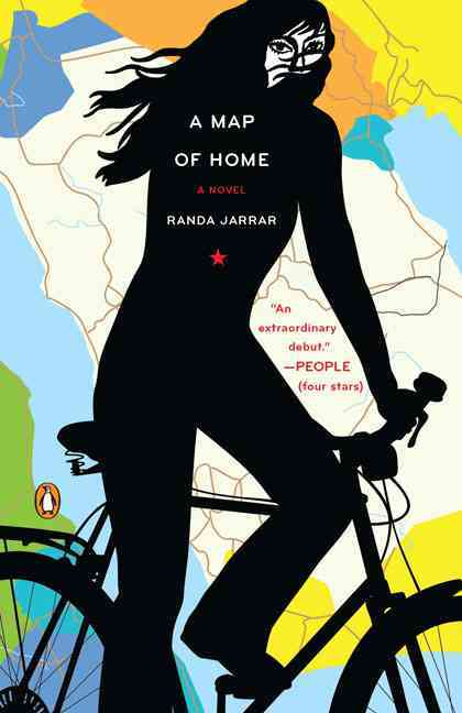 A Map of Home By Jarrar, Randa